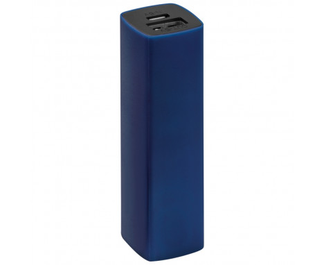 Power bank 2200 mAh niebieski