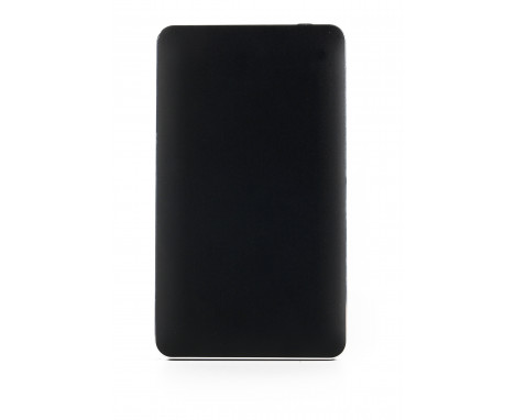 Power Bank 8000 mAh - czarny